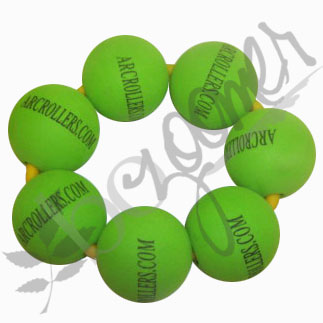 Arc Roller - My-O-Balls™ self-securing myofascial release device