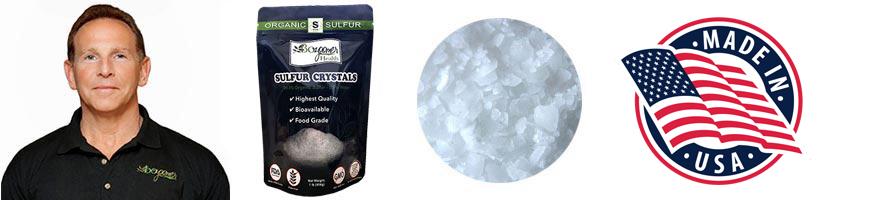 Michael Dubay Organic Sulfur Crystals