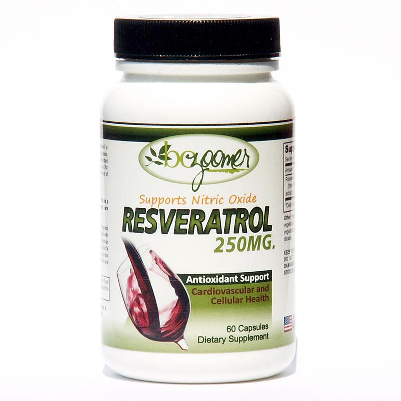 Resveratrol - bozoomer