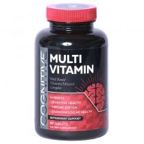 Cognitive Whole Food Multi-Vitamin - 90/120 count