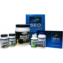 SEO Natural Weight Loss Program - Simple, Easy and Organized defines our Natural Supplement Weight Loss Program.