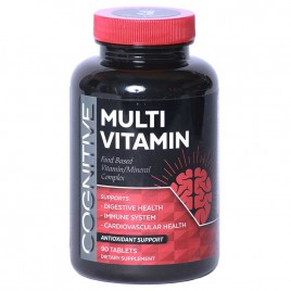 Cognitive Whole Food Multi-Vitamin - 90/120 count