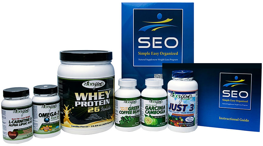 SEO Weight Loss bozoomer.com