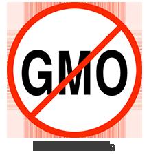 100% GMO Free